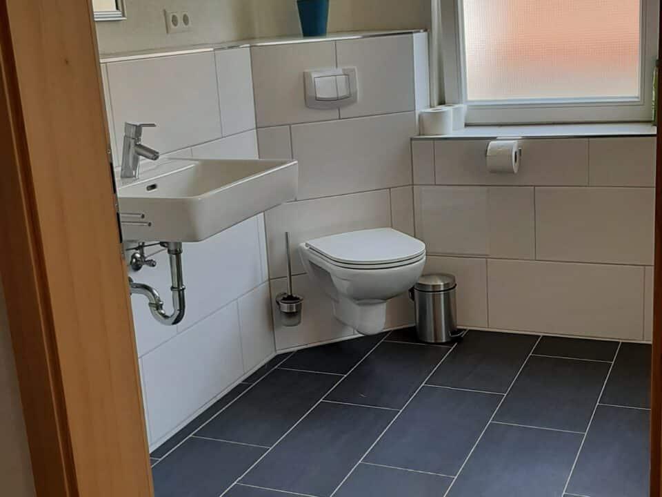 Lamm Spiegelberg-Jux Wohnung-1 Bad