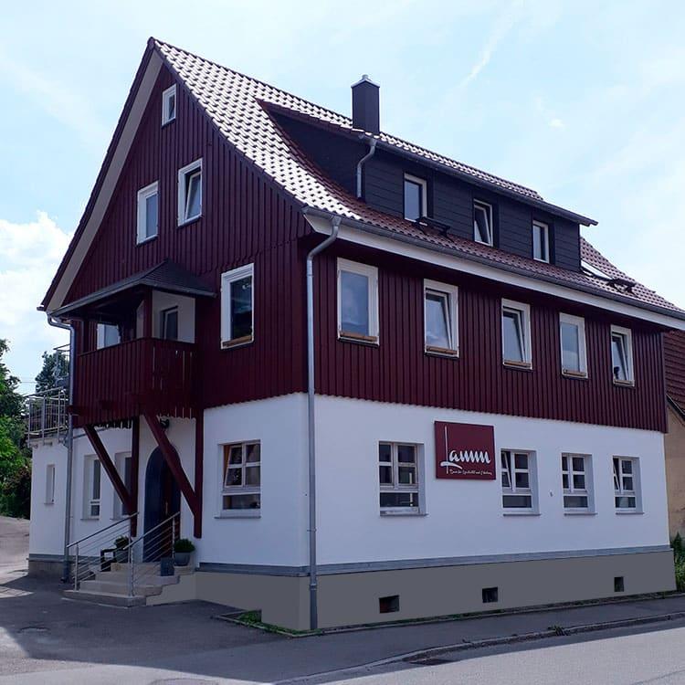 Ferienwohungen im Lamm in Spiegelberg-Jux