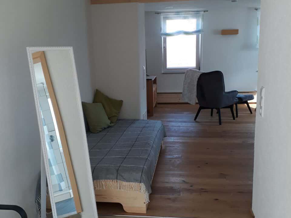 Lamm Spiegelberg-Jux Wohnung-1 Flur